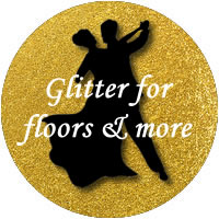 Solvent Resistant Industrial Glitter