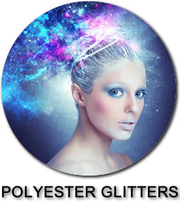 Polyester Glitter Collection