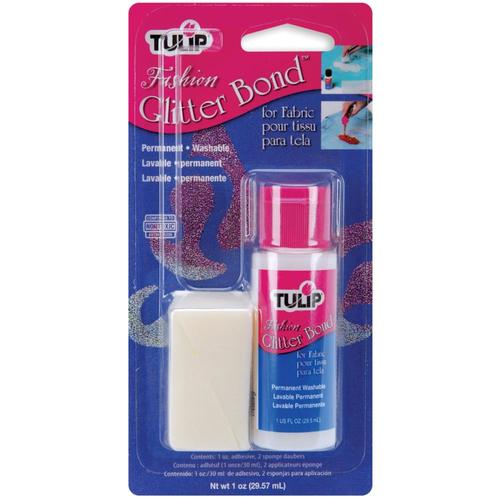 Tulip Fashion Glitter Bond (1oz)