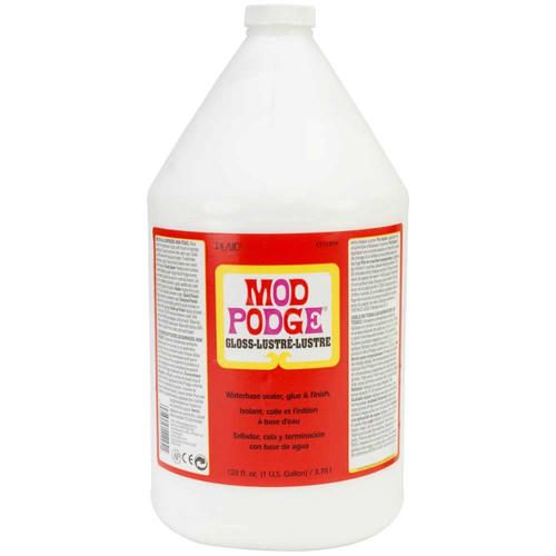 Mod Podge Gloss Finish (1 gallon)