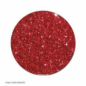Fine Glitter Cosmetic Holographic: Rebellious Red