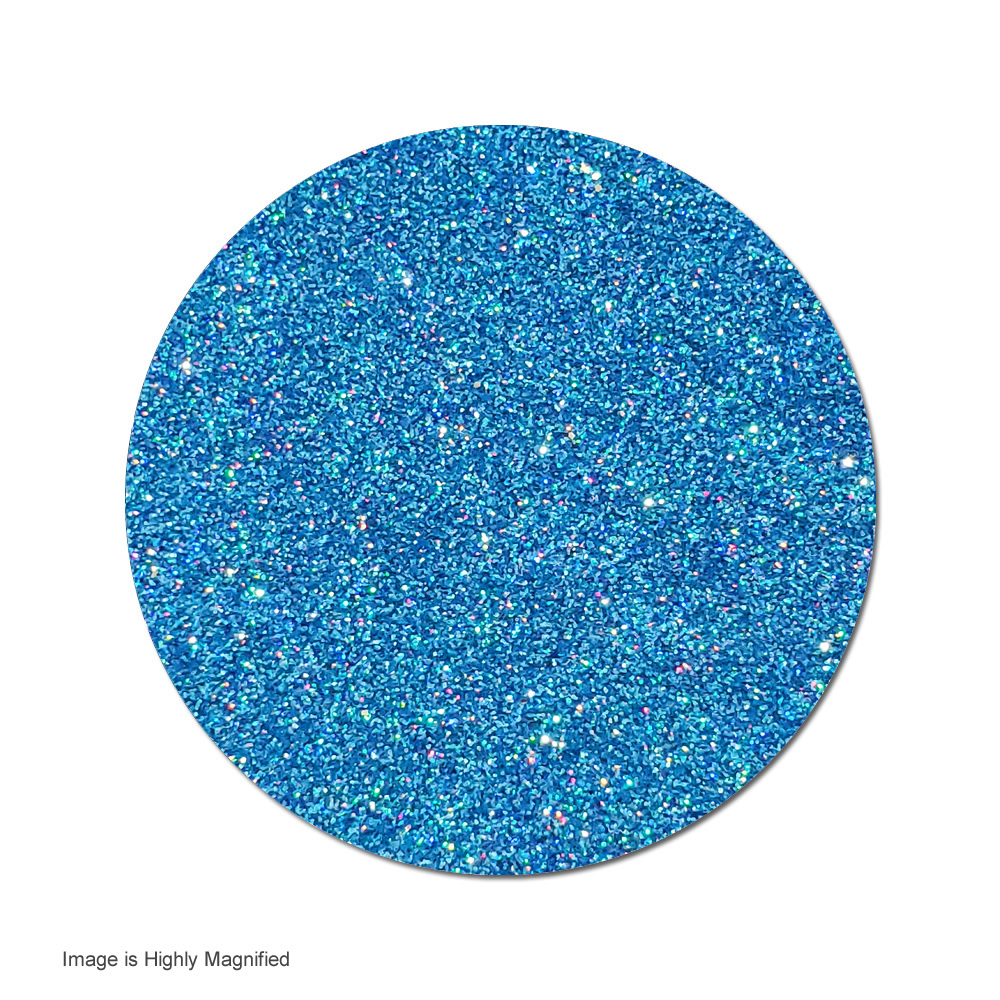 Quasar Blue :Ultra Fine Glitter Holographic (Mini)