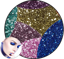 Cosmetic Metallic Glitter