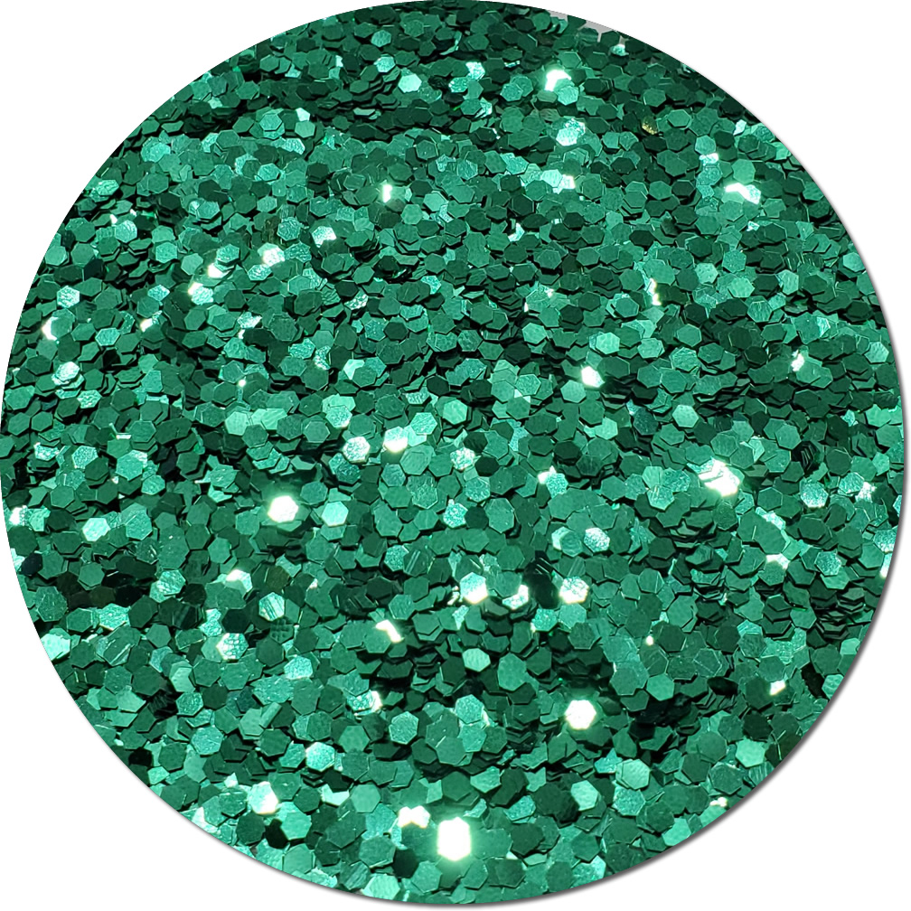 Aquamarine Dream Craft Glitter (Jumbo flake)- By The Pound