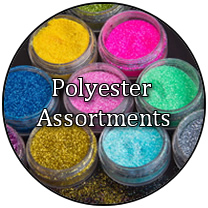GLITTER ASSORTMENTS