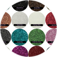 Assorted Craft Glitters