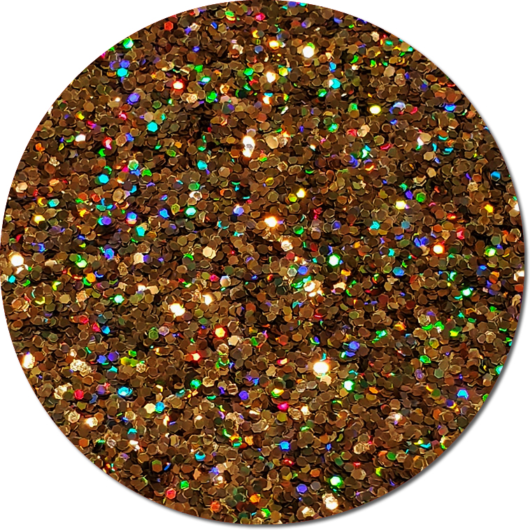 Autumn's Spell :Chunky Glitter Holographic (jar)