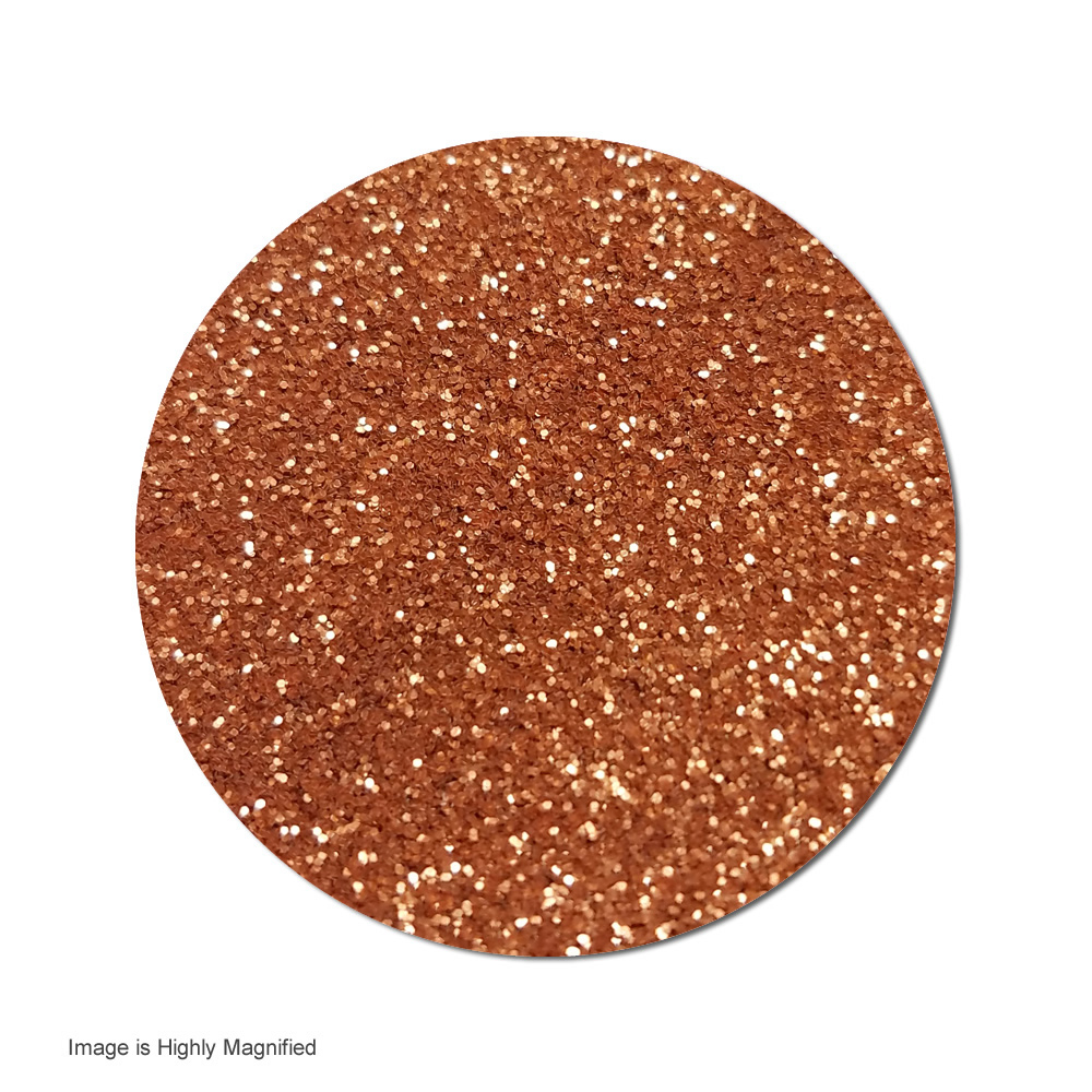 Beach Bronze :Ultra Fine Glitter Cosmetic Pearlescent (jar)