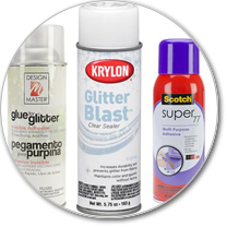 Spray Glues