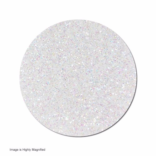 Cloud Buster Clear :Ultra Fine Glitter Cosmetic Iridescent (bulk)