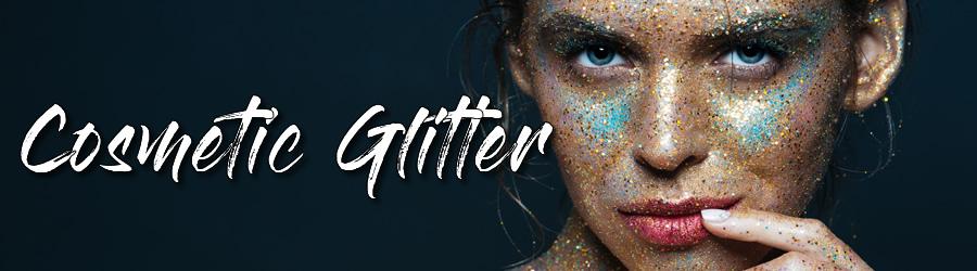 Cosmetic Glitter Menu