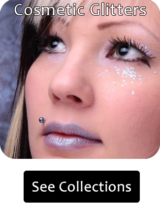 Cosmetic Grade Glitter Collections