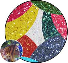 Cosmetic Iridescent Glitter