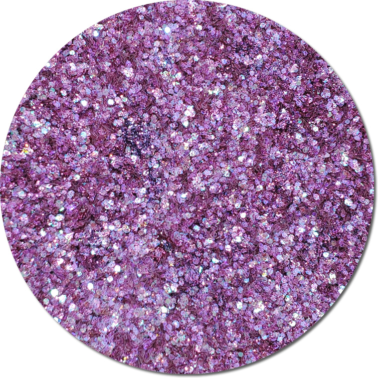 Courage : Twisted Glitter Biodegradable Mix