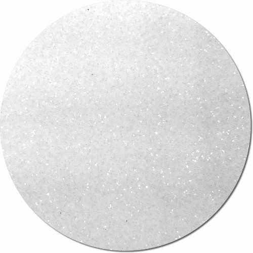 Crystal Clear Craft Glitter (fine flake)- 3/4 oz Jar