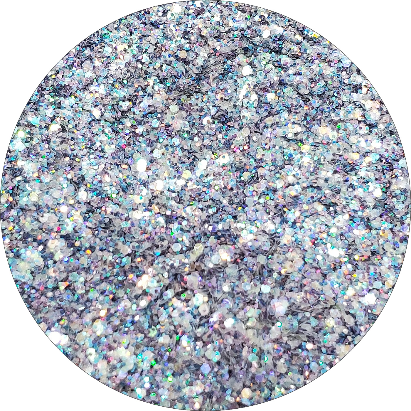 Crystalarium : Twisted Glitter Cosmetic Mix