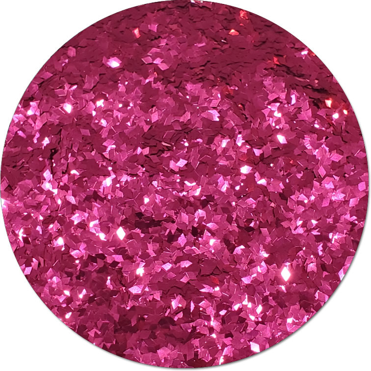 Azalea :Diamond Shape Metallic Glitter (bulk)