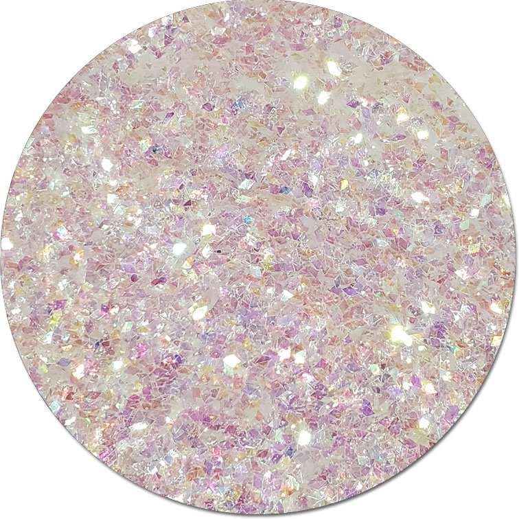 Magellan's Spark :Diamond Shape Iridescent Glitter (Mini)