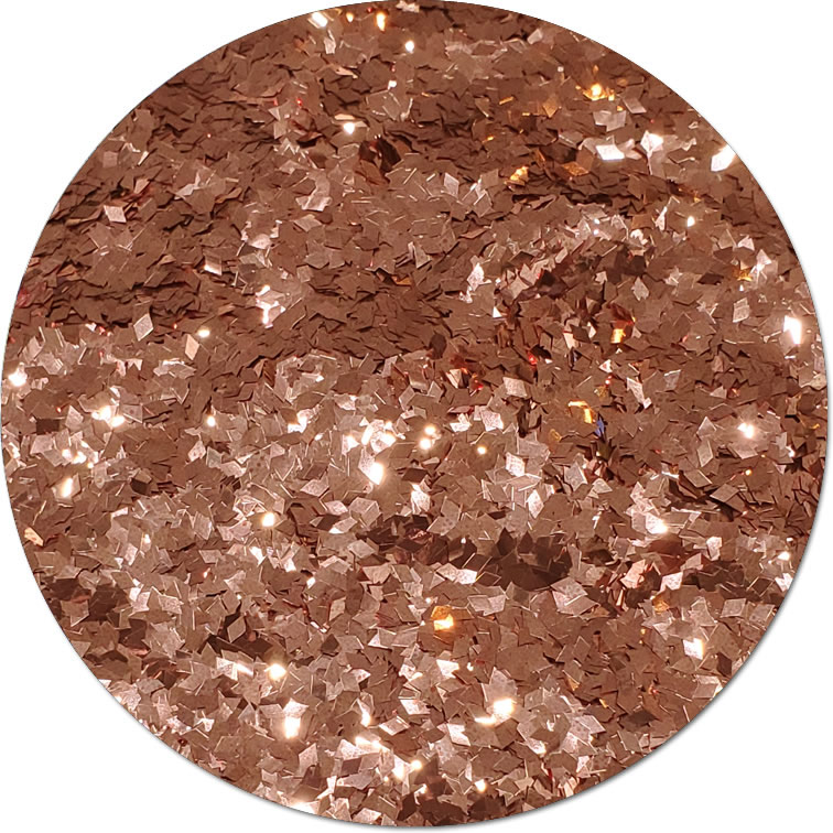 Pieces Of Lincoln :Diamond Shape Metallic Glitter (bulk)