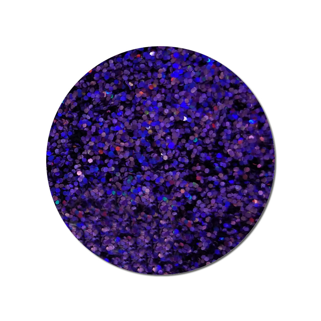 Blissful Tease :Fine Cosmetic Holographic Glitter (Mini)