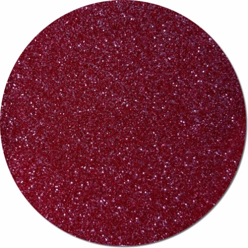 Maroon Burst Craft Glitter (fine flake)- 25lb Boxed