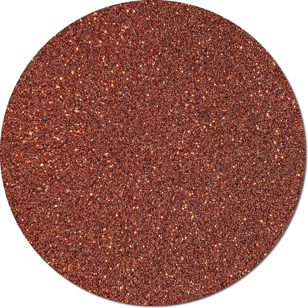 Gingerbread Craft Glitter (fine flake)- 3/4 oz Jar