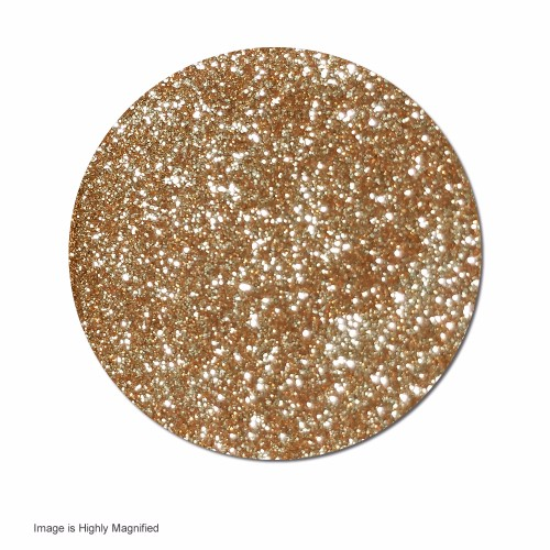 Golden Tiara :Polyester Glitter Cosmetic Metallic (boxed)