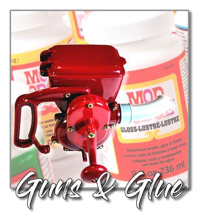 Glitter Guns & Glue