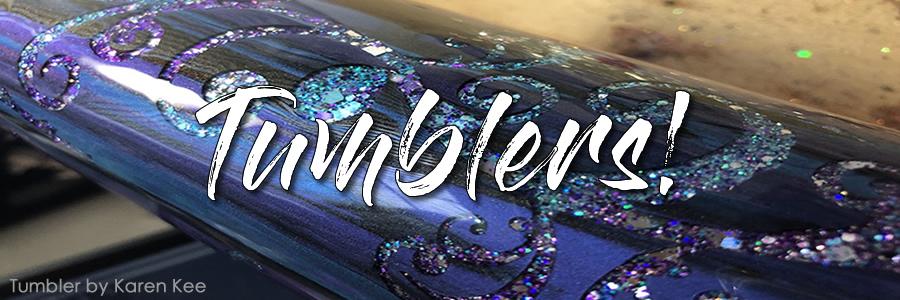 Bulk Glitters has Glitter For Tumblers