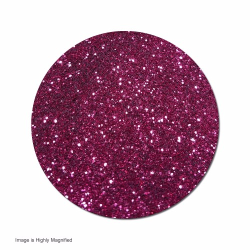 Heavenly Hybiscus :Ultra Fine Glitter Cosmetic Metallic (bulk)