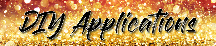 DIY Glitter Appications Review