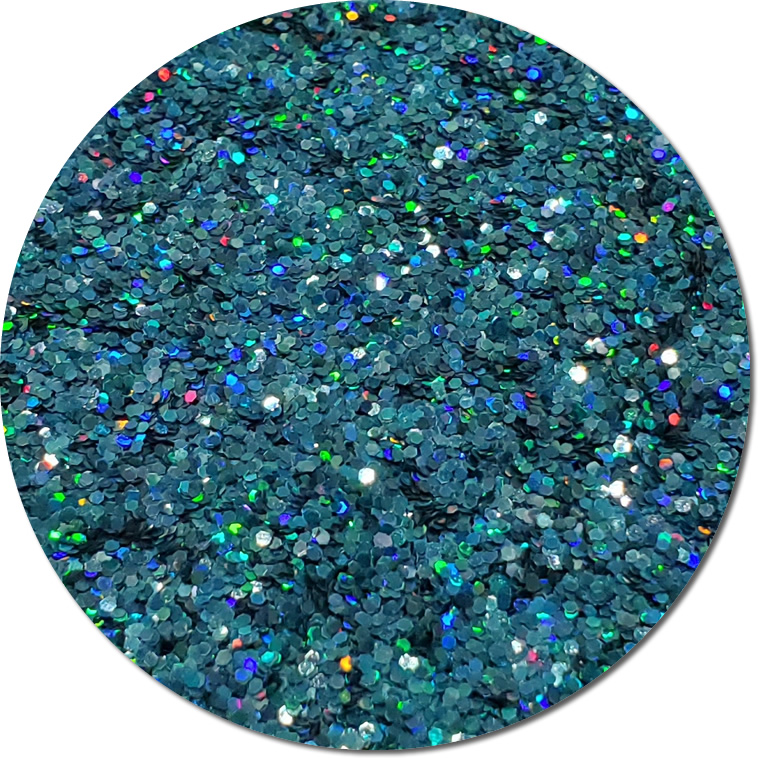 Intrepid Gaze :Chunky Glitter Holographic (jar)