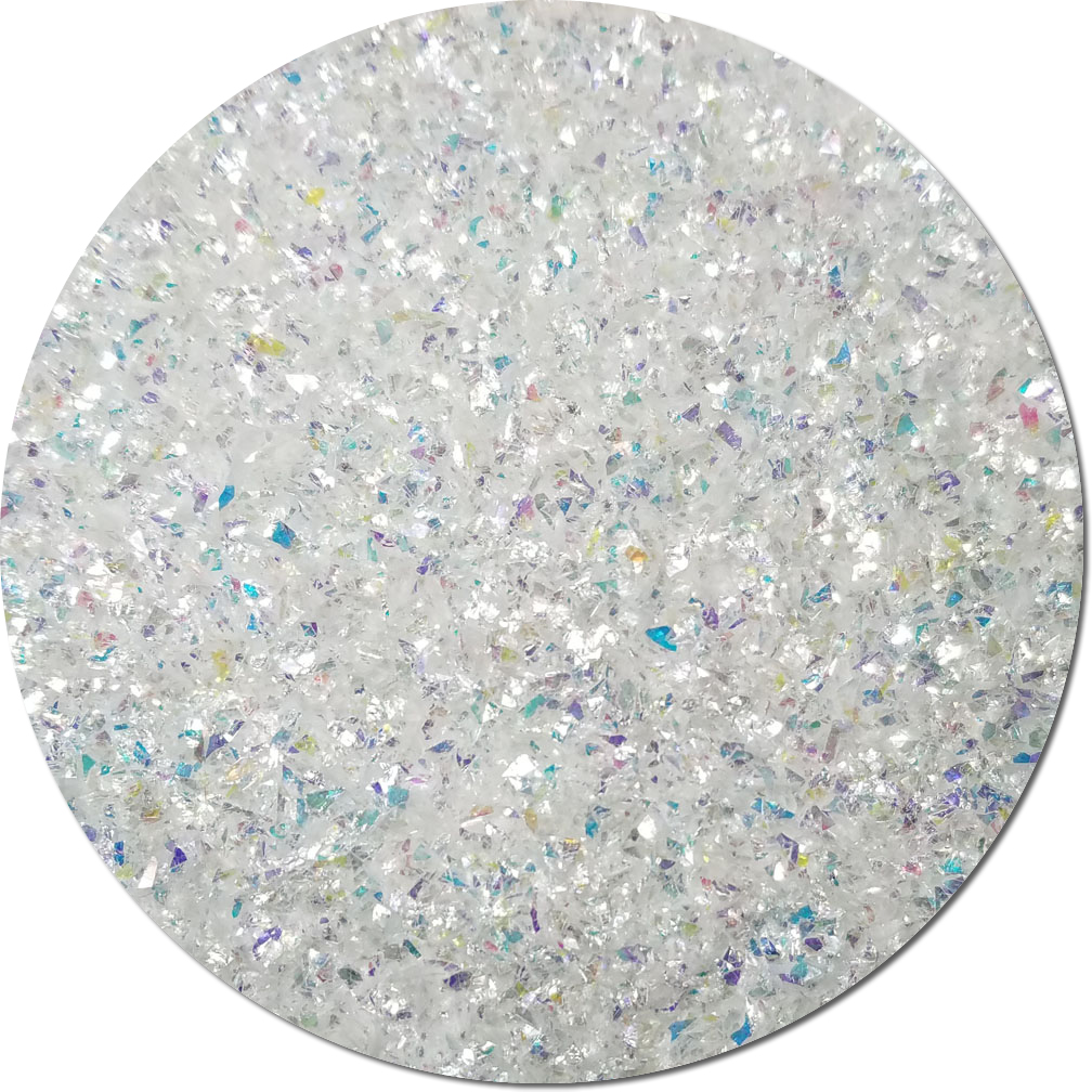 Iridescent Glitter Snow (10oz)