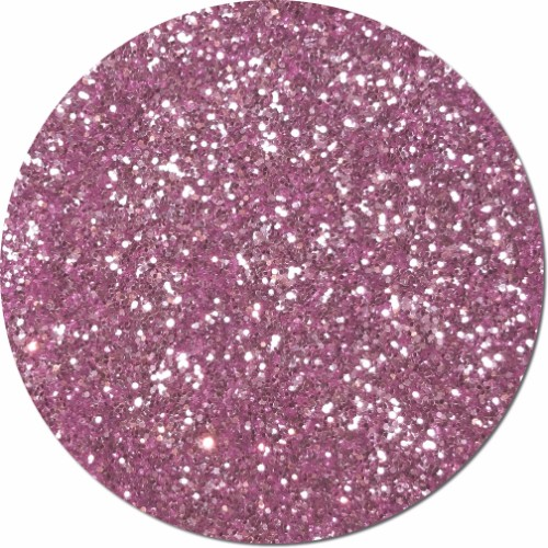 Lavender Sky Craft Glitter (chunky flake)- 8 oz. Jar