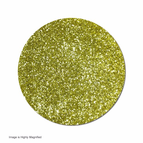 Lemon Lime Twinkle :Ultra Fine Glitter Metallic (jar)