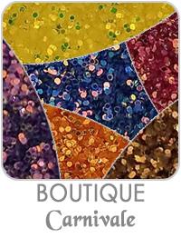 Boutique Carnivale Iridescent Glitters