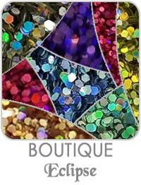 Boutique Eclipse Holographic Glitters