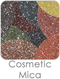 Cosmetic Mica Elements Glitter