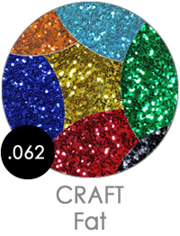 Craft Fat Flake Glitter