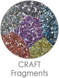 Fragmented Craft Glitter