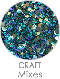 Craft Glitter Mixes