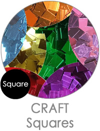 Craft Square Glitter