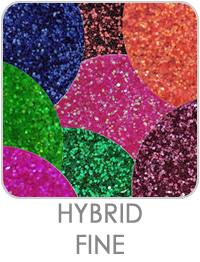 Hybrid Fine Flake Glitter