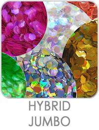 Hybrid Jumbo Flake Glitter