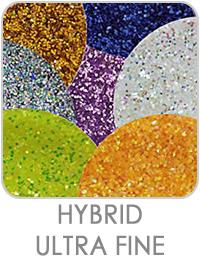 Hybrid Ultra Fine Flake Glitter