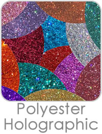 Polyester Holographic Glitters