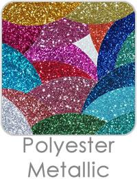 Polyester Metallics