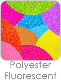 Polyester Fluorescent Nova Glitters