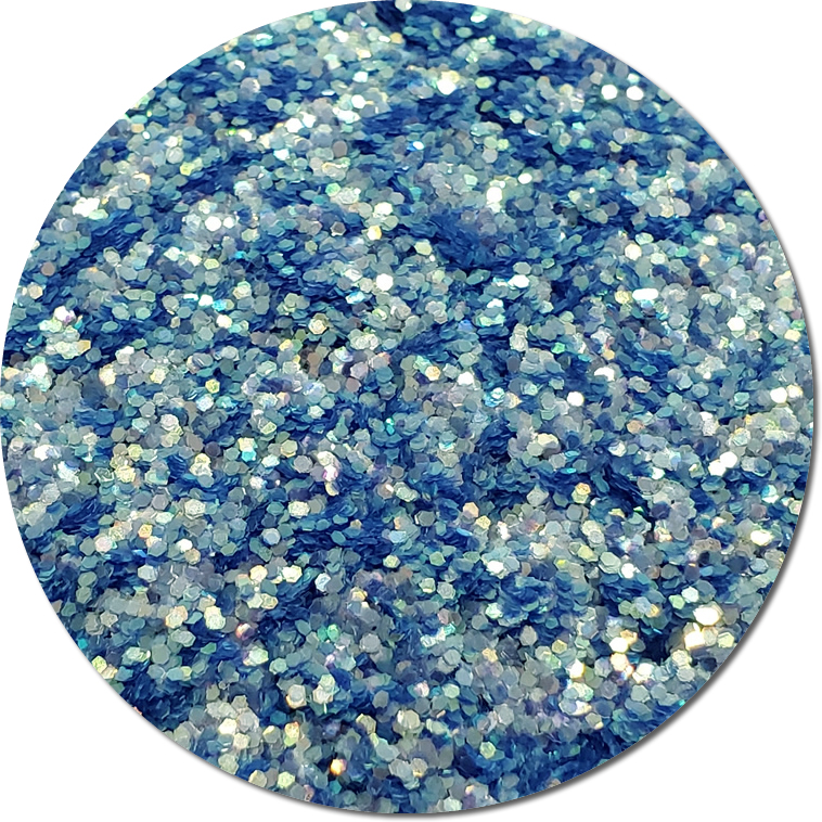 Lions Breath :Chunky Glitter Iridescent (jar)