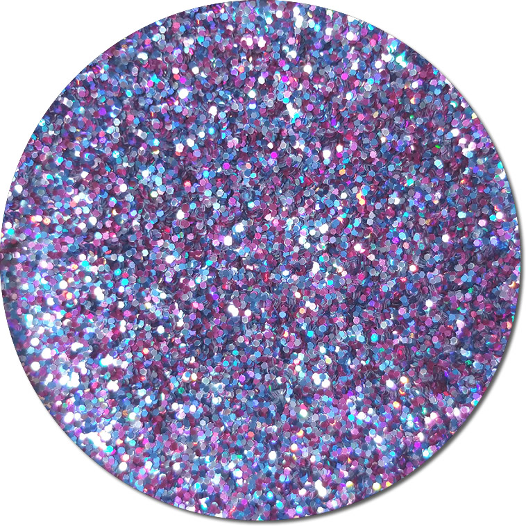 Cotton Candy Dreams: Twisted Glitter Cosmetic Mix